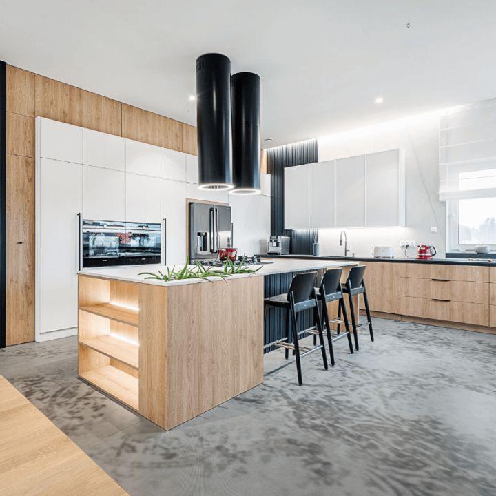 Realizacja kuchni GT Group - MaxKuchnie Studio kuchenne Vigo Katowice