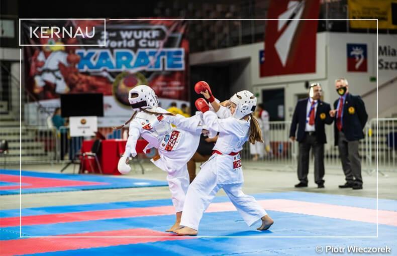 Marka Kernau wspiera karateków!