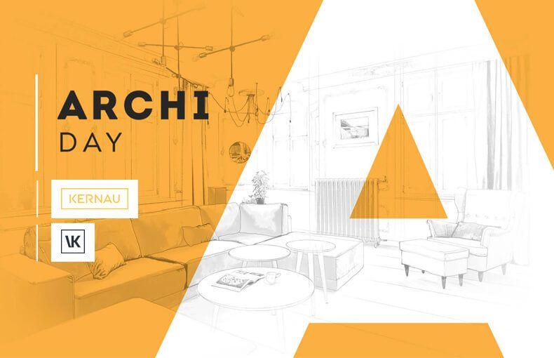 Kernau i Verle na ArchiDAY 2020 Online