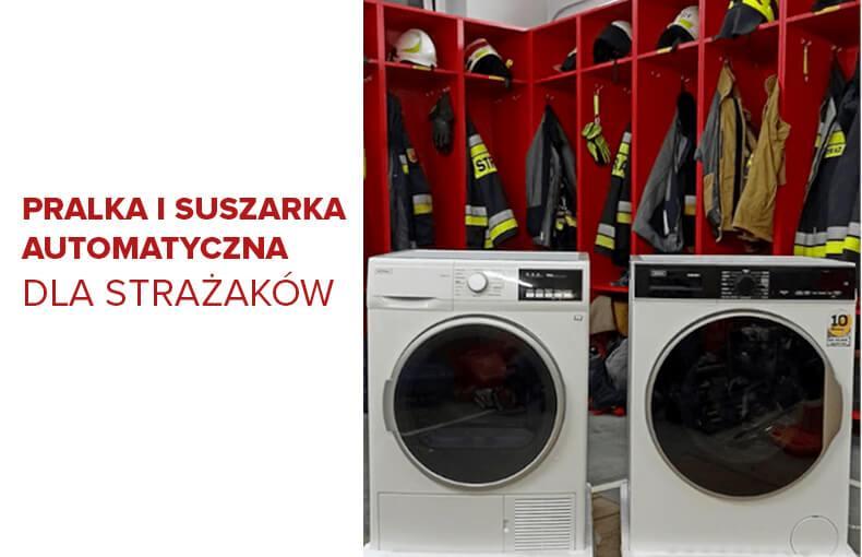 Kernau wspiera strażaków zOSP Białośliwie