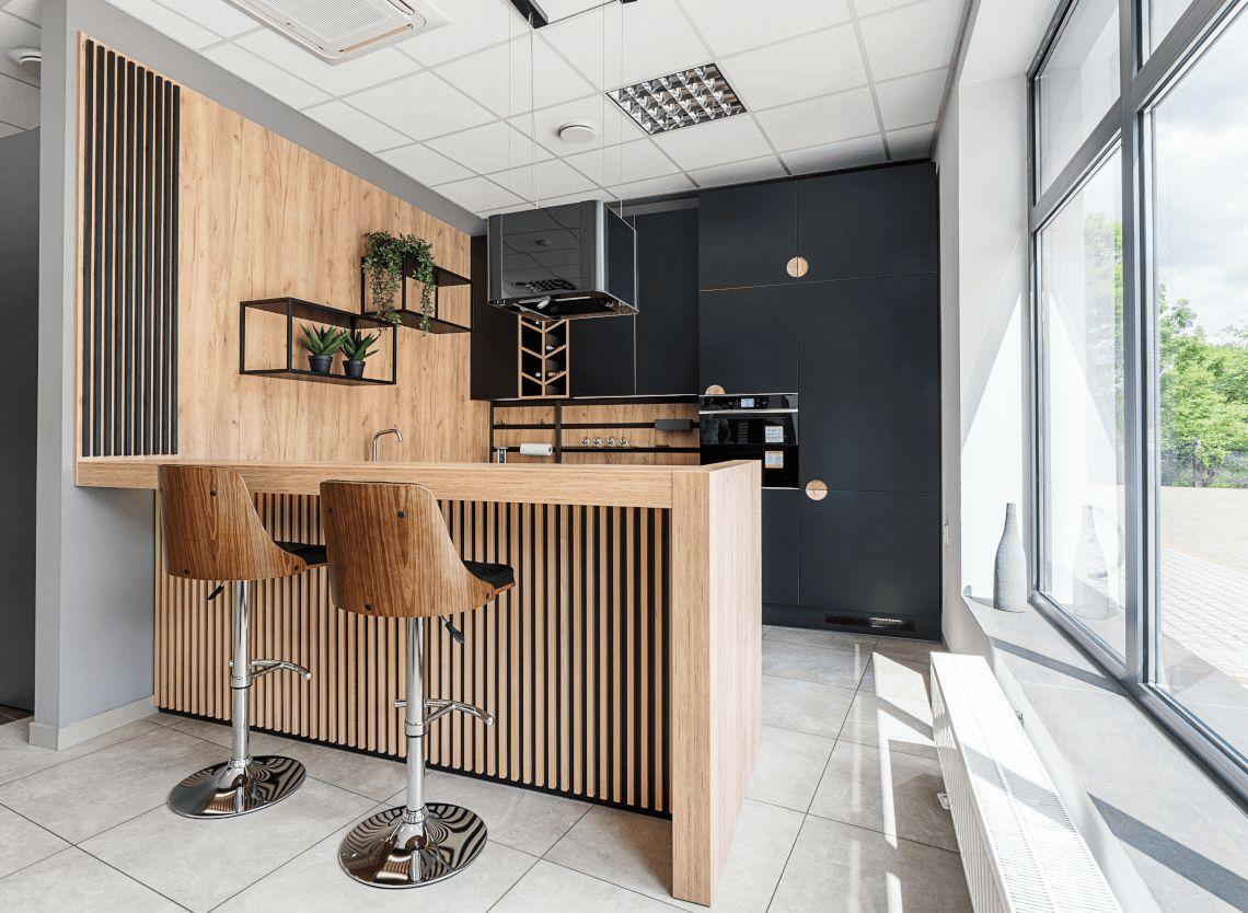 Realizacja kuchni GT Group - Studio kuchenne Wistolm Strzelce Opolskie